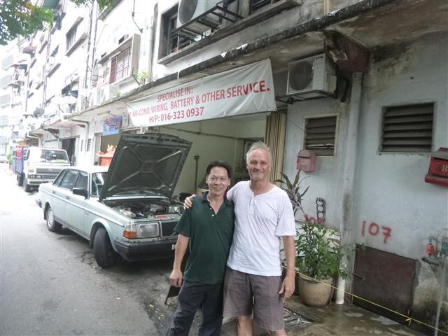 Chai Kin Auto Bukit Bintang