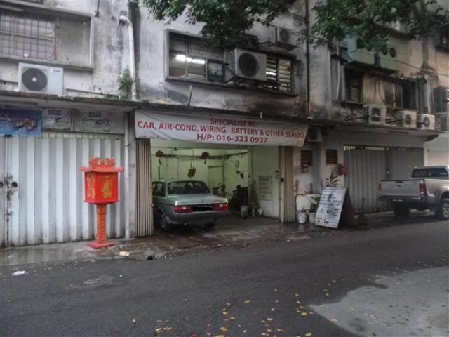 Chai Kin Garage Jalan Rembia